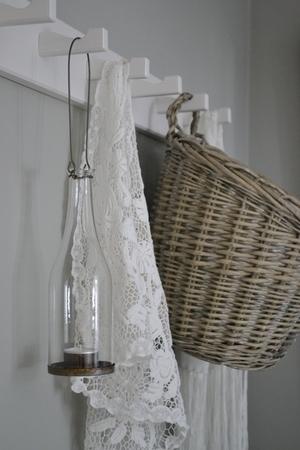 IB LAURSEN - HÄNGLYKTA GLAS